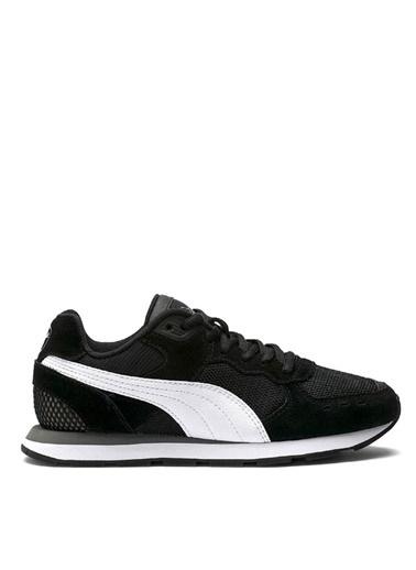Puma Puma 36953901 Vista Jr Siyah - Beyaz Erkek Çocuk Yürüyüş Ayakkabısı Siyah